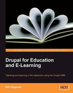 Drupal for Education and E-Learning (Paperback)-cover