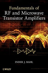Fundamentals of RF and Microwave Transistor Amplifiers (Hardcover)-cover