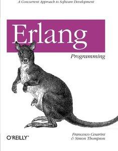Erlang Programming (Paperback)-cover
