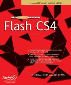 The Essential Guide to Flash CS4 (Paperback)-cover