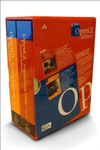 OpenGL Library, 5/e (Paperback)-cover