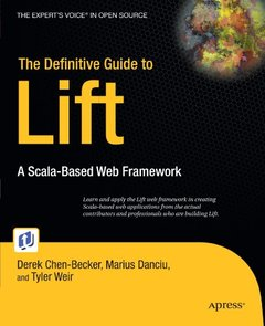 The Definitive Guide to Lift: A Scala-based Web Framework-cover