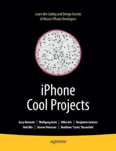 iPhone Cool Projects (Paperback)-cover
