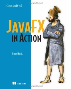 JavaFX in Action (Paperback)-cover