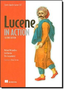 Lucene in Action, 2/e : Covers Apache Lucene 3.0 (Paperback)-cover