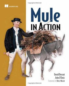Mule in Action (Paperback)-cover