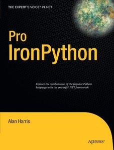 Pro IronPython-cover