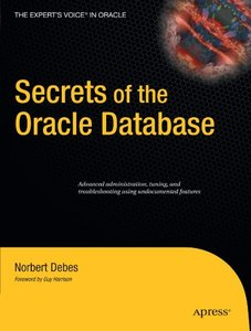 Secrets of the Oracle Database (Paperback)-cover