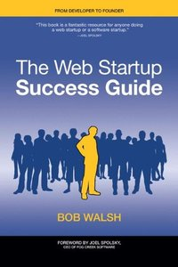 The Web Startup Success Guide (Paperback)-cover