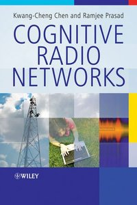 Cognitive Radio Networks (Hardcover)-cover