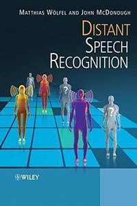 Distant Speech Recognition (Hardcover)-cover