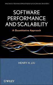Software Performance and Scalability: A Quantitative Approach (Hardcover)-cover
