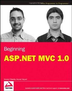 Beginning ASP.NET MVC 1.0 (Paperback)-cover