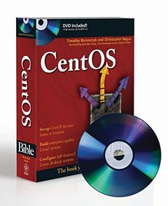 CentOS Bible (Paperback)-cover