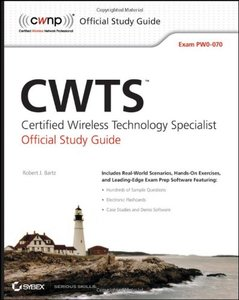 CWTS: Certified Wireless Technology Specialist Official Study Guide: Exam PW0-070 (Paperback)-cover