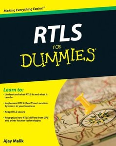 RTLS For Dummies (Paperback)-cover