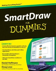 SmartDraw For Dummies (Paperback)-cover