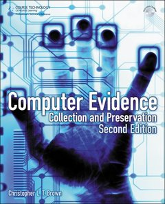 Computer Evidence: Collection and Preservation, 2/e (Paperback)-cover