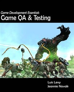 Game Development Essentials: Game QA & Testing (Paperback)-cover