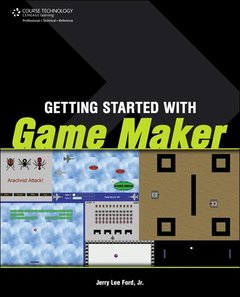 Getting Started with Game Maker (Paperback)-cover