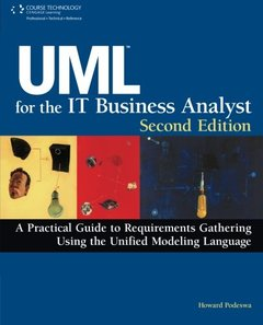 UML For The IT Business Analyst, 2/e (Paperback)-cover
