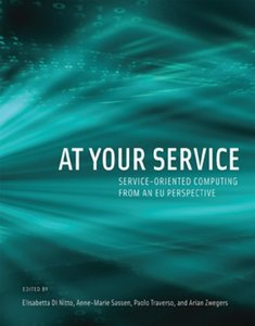 At Your Service: Service-Oriented Computing from an EU Perspective (Hardcover)-cover
