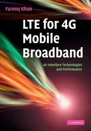 LTE for 4G Mobile Broadband: Air Interface Technologies and Performance (Hardcover)-cover