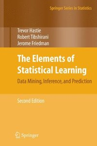 The Elements of Statistical Learning: Data Mining, Inference, and Prediction, 2/e (Hardcover)-cover
