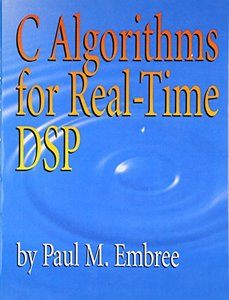C Algorithms for Real-Time DSP (Paperback)-cover