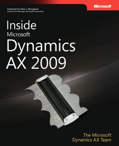 Inside Microsoft Dynamics AX 2009, 2/e (Paperback)-cover
