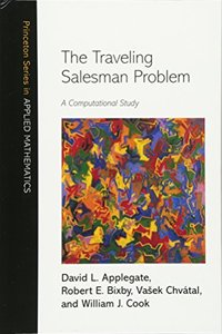 The Traveling Salesman Problem: A Computational Study (Hardcover)-cover