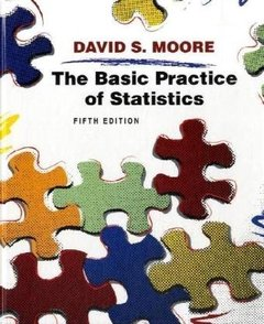 The Basic Practice of Statistics, 5/e (Hardcover)-cover