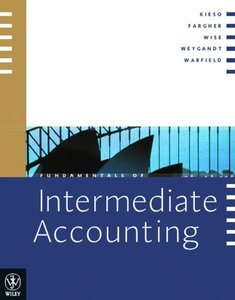 Fundamentals of Intermediate Accounting (Paperback)