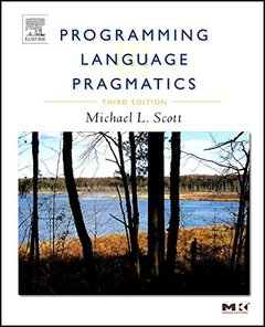 Programming Language Pragmatics, 3/e (Paperback)-cover