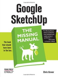 Google SketchUp: The Missing Manual (Paperback)-cover