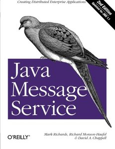 Java Message Service, 2/e (Paperback)-cover