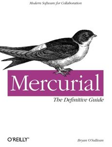 Mercurial: The Definitive Guide (Paperback)-cover