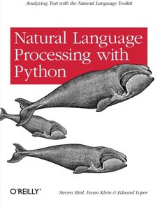 Natural Language Processing with Python (Paperback)-cover