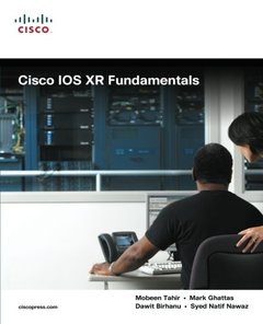 Cisco IOS XR Fundamentals (Paperback)-cover