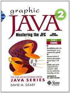 Graphic Java 2, Volume 2, Swing, 3/e (Paperback)-cover