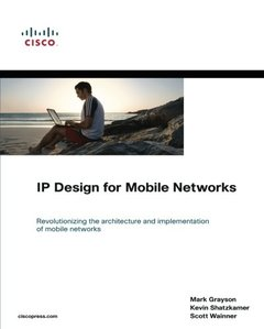 IP Design for Mobile Networks (Paperback)-cover