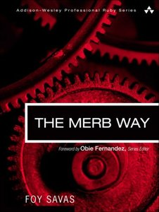 The Merb Way (Paperback)-cover