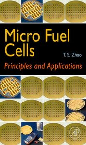 Micro Fuel Cells: Principles and Applications (Hardcover)-cover