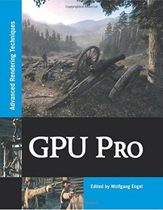 GPU Pro: Advanced Rendering Techniques (Hardcover)-cover