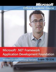70-536: Microsoft .NET Framework Application Development Foundation, Package (Paperback)-cover