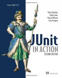 JUnit in Action, 2/e (Paperback)-cover