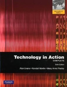 Technology in Action Complete, 6/e (IE-Paperback)-cover