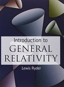 Introduction to General Relativity (Hardcover)-cover