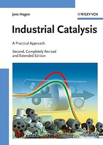 Industrial Catalysis: A Practical Approach, 2/e (Hardcover)-cover