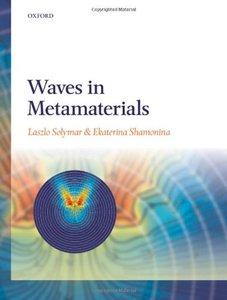 Waves in Metamaterials (Hardcover)